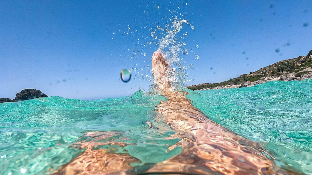 Elafonisi paplūdimys, Kreta, Graikija | Mano Kreta
