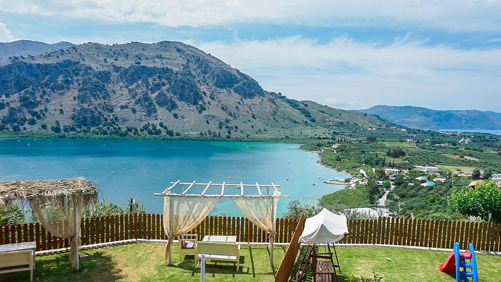 Vakarų Kreta: Retimnas, Chanija ir Kurno ežeras