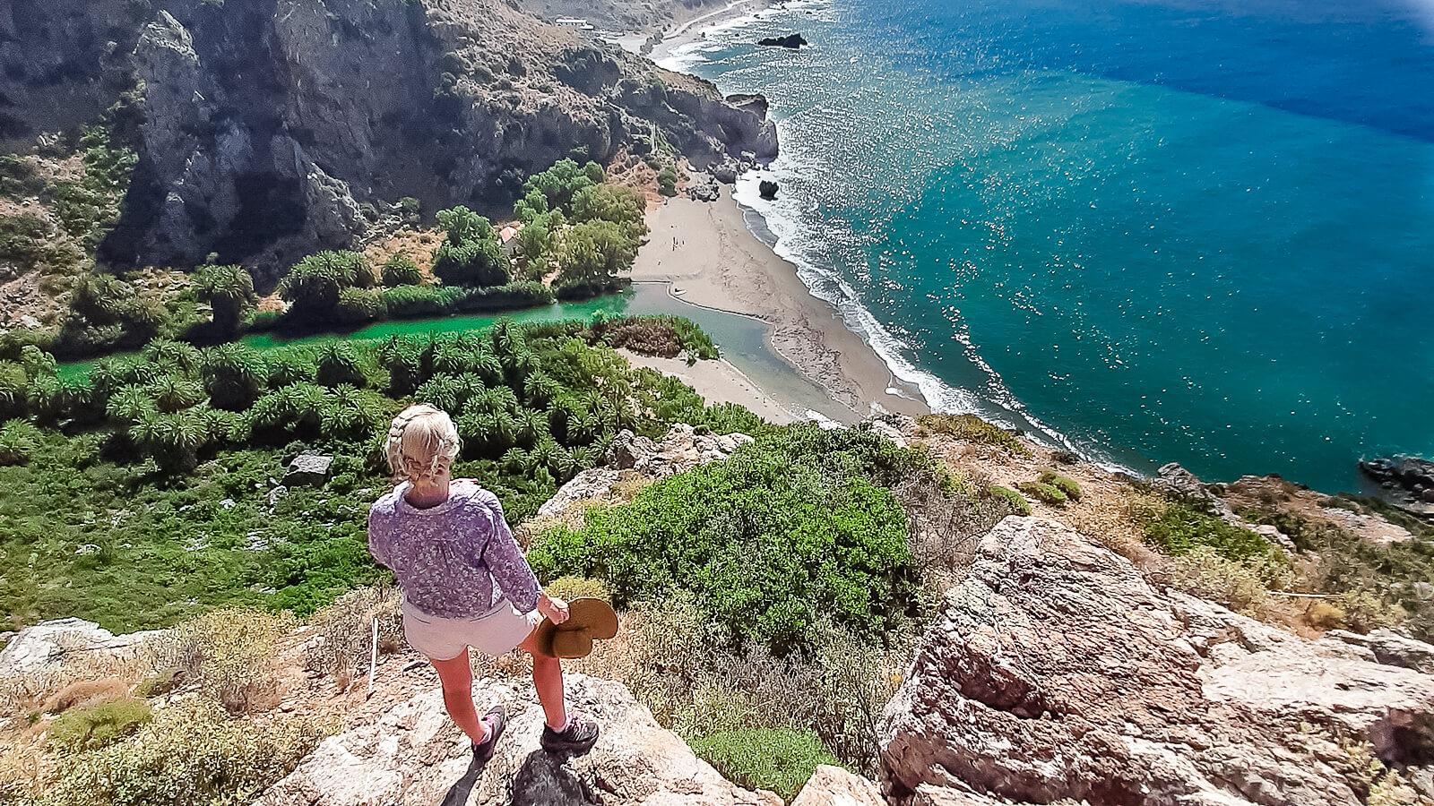 Kreta: lankomiausios ir lankytinos vietos saloje