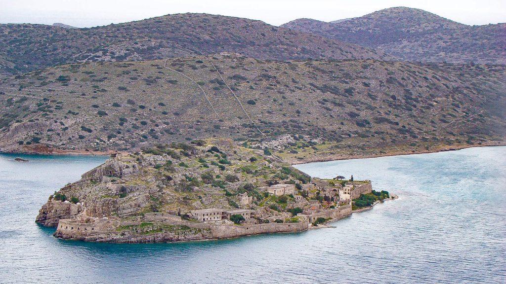 Spinalongos sala, Plaka, Kreta, Graikija | Mano Kreta
