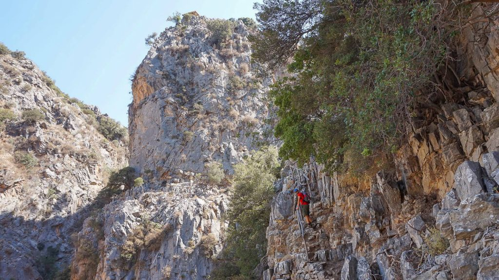 Roza tarpeklis – įspūdingų vaizdų medžiotojams. Audrius. Kreta, Graikija | Mano Kreta