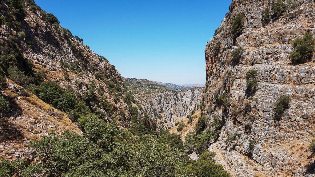 Roza tarpeklis – įspūdingų vaizdų medžiotojams. Kreta, Graikija | Mano Kreta
