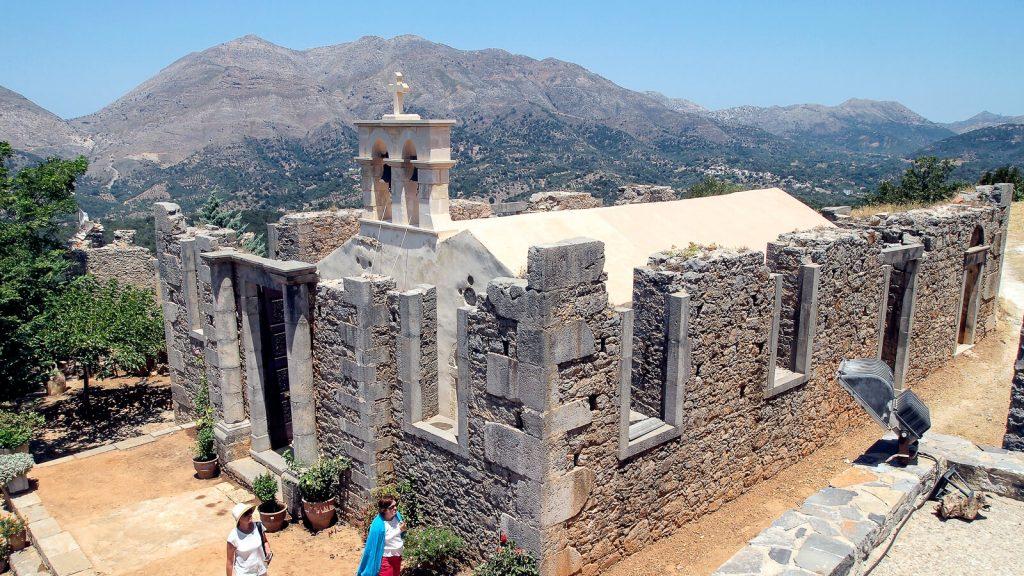 Halepa – vienuolynas su audringa istorija. Kreta, Graikija | Mano Kreta