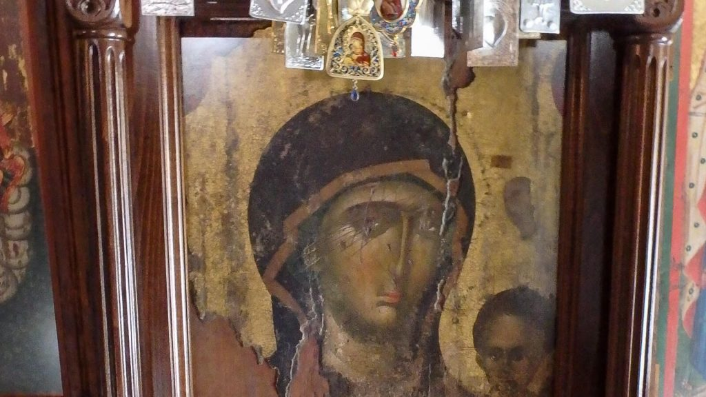 Kretiečių Mona Liza. Kreta, Graikija | Mano Kreta
