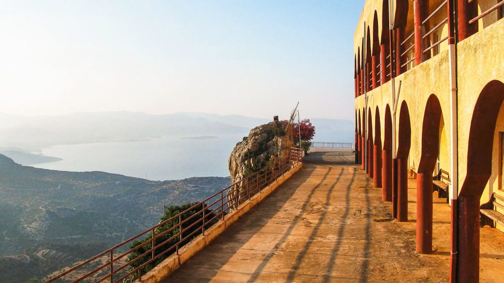Panagia Faneromeni vienuolynas – prisilietimas prie amžinybės. Kreta, Graikija | Mano Kreta