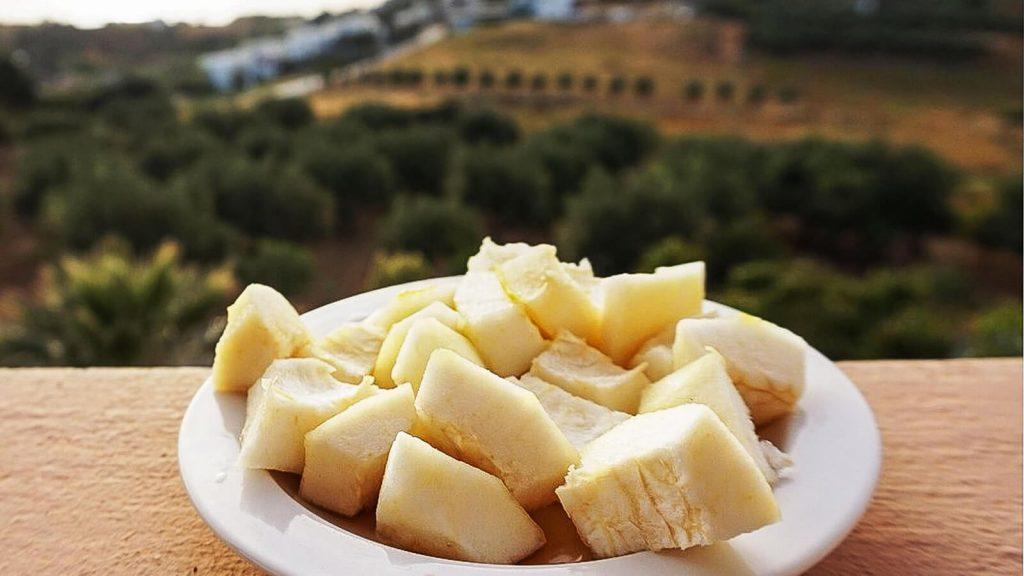 Ne citrina, o citronas. Kreta, Graikija | Mano Kreta