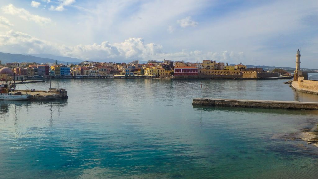 Chanija – Kretos Venecija  – įspūdingas miestas salos vakaruose. Kreta, Graikija   Mano Kreta