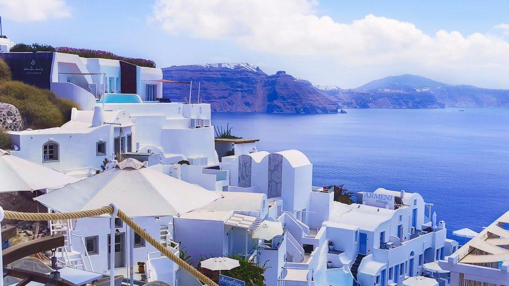 Santorinio saloje: keturių dienų kelionės ispūdžiai. Kreta, Graikija | Mano Kreta