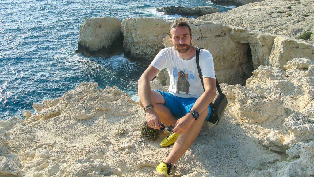 Žurnalistas Audrius Morkūnas gidas Kretoje. Kreta, Graikija | Mano Kreta