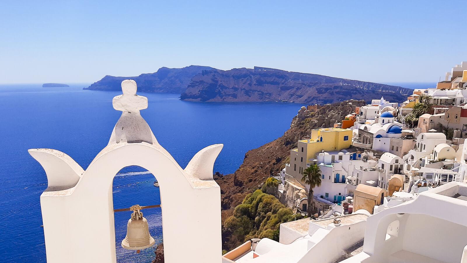 Apie Santorini salą, į kurią patogu vykti iš Kretos