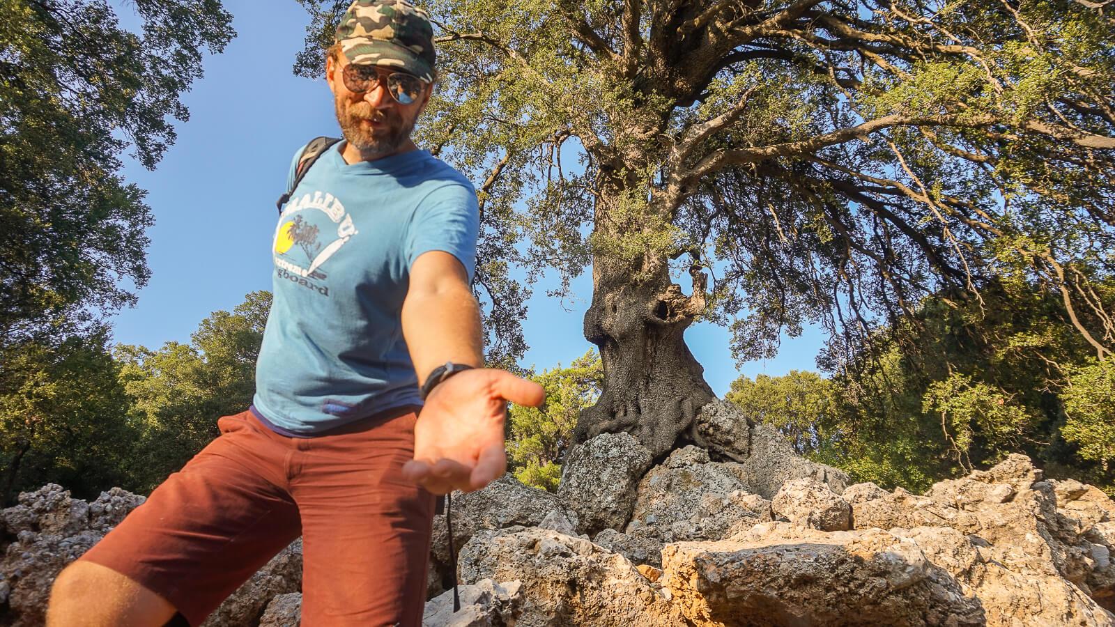 Atradimų žygiai Kretoje: ekskursijos ten, kur pats nebuvau