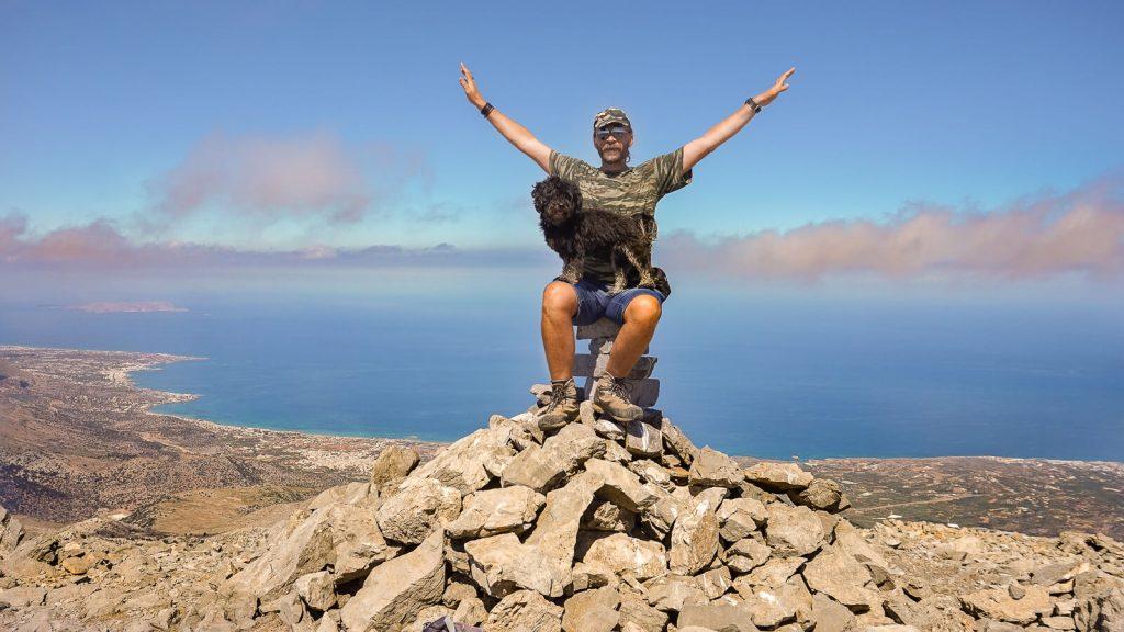 Pėsčiųjų žygiai po Kretos kalnus ir tarpeklius su Audriumi, Kreta, Graikija | Mano Kreta