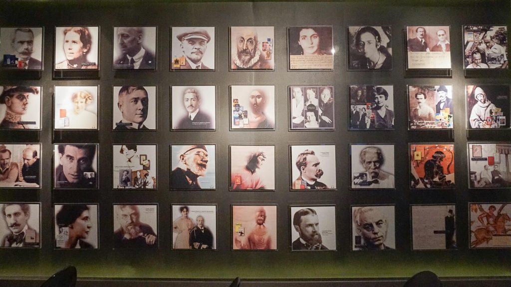 N. Kazantzakio muziejus Myrtia. Žmonės, kurie formavo filosofo pasaulėžiūrą. Kreta, Graikija   Mano Kreta