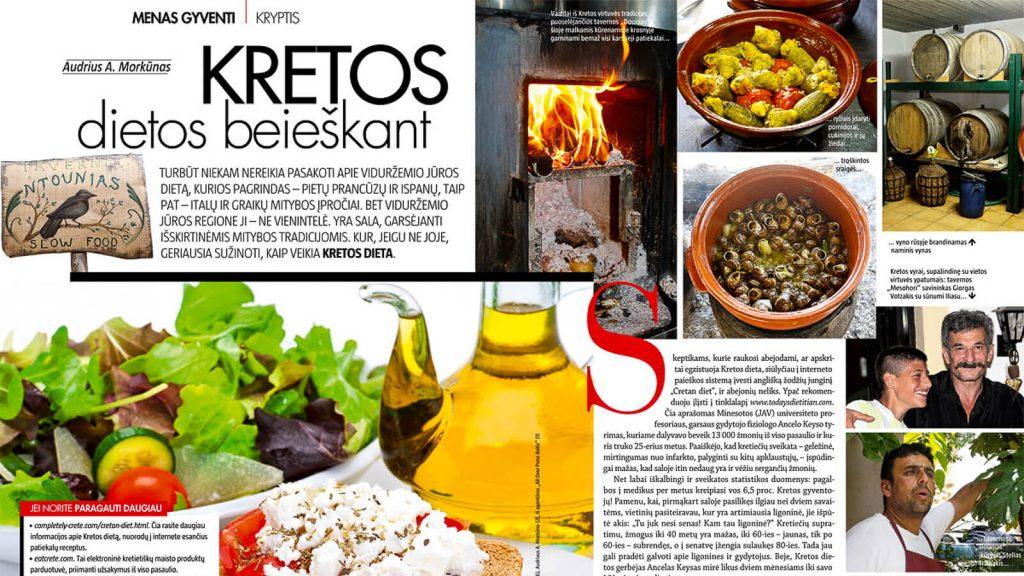 Moteris Menas gyventi Kretos dietos beieškant. Kreta, Graikija | Mano Kreta