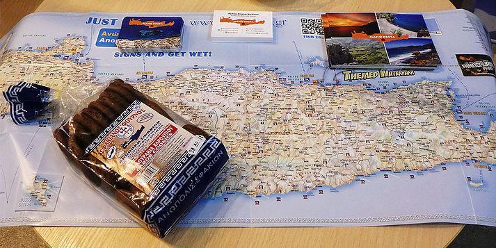Kelionių žurnalas SALA: atradimai ir susitikimai Kretoje