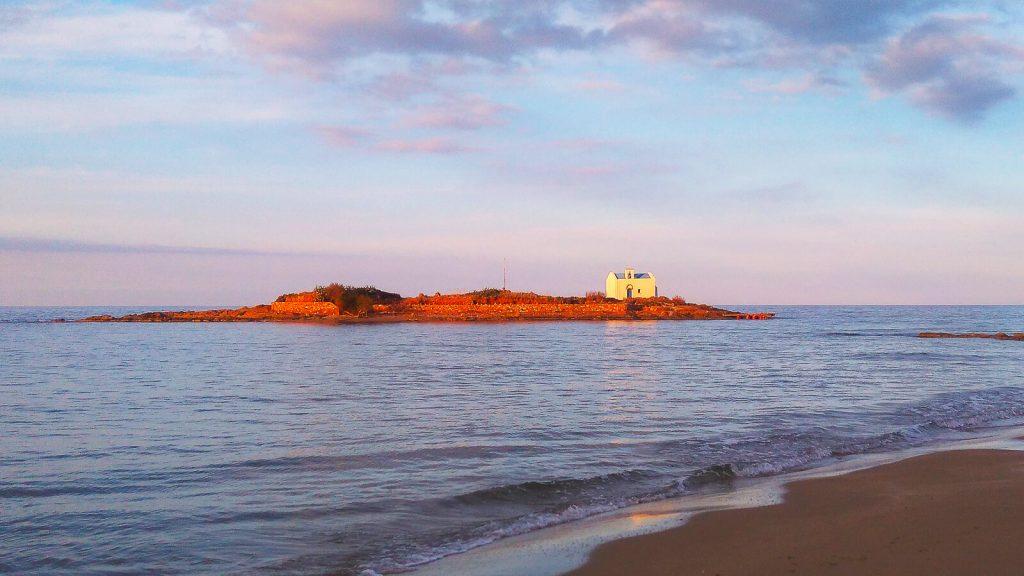 Afendis Christos sala Malia. Kreta, Graikija | Mano Kreta