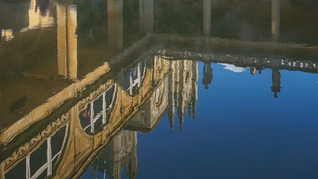 Kiek Anglijoje yra Graikijos? II dalis - Bato miestas. Atspindžiai. | Mano Kreta