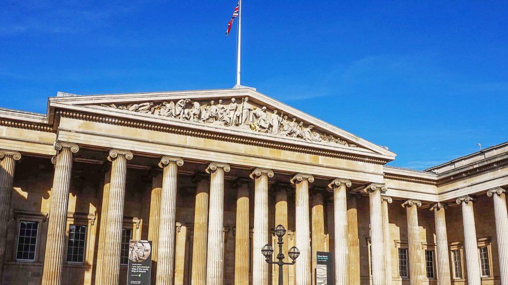 Kiek Anglijoje yra Graikijos? I dalis - Londonas, Britų muziejus. | Mano Kreta