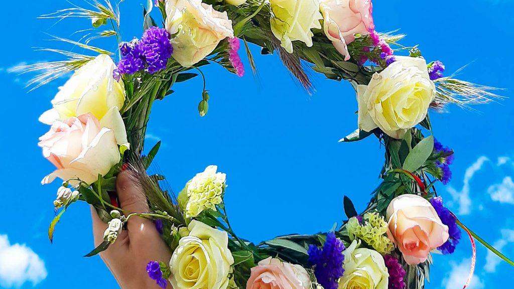 Gyvybės džiaugsmo kupina šventė! Kreta, Graikija   Mano Kreta