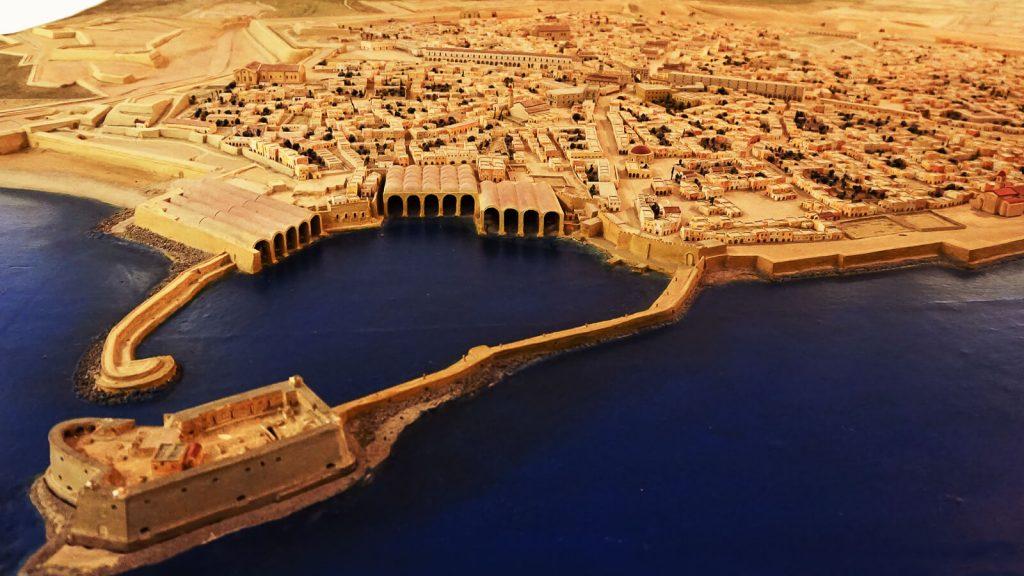Kai Heraklionas buvo Kandija. Kreta, Graikija   Mano Kreta