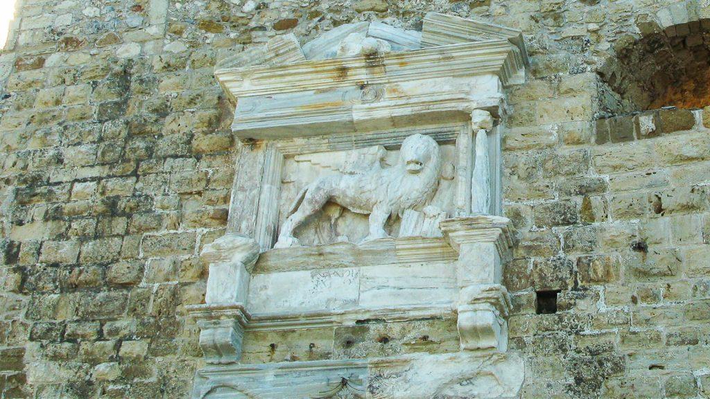 Heraklionas: išlikę liūtai Kretoje. Kreta, Graikija | Mano Kreta
