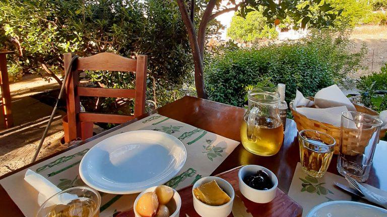 Istorija po apelsinmedžiais. Kreta, Graikija | Mano Kreta