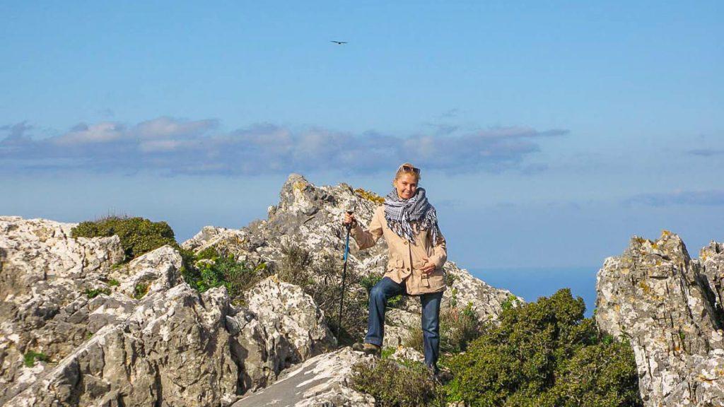 Jiouchtas – šventas Kretos kalnas. Uolienos. Kreta, Graikija | Mano Kreta