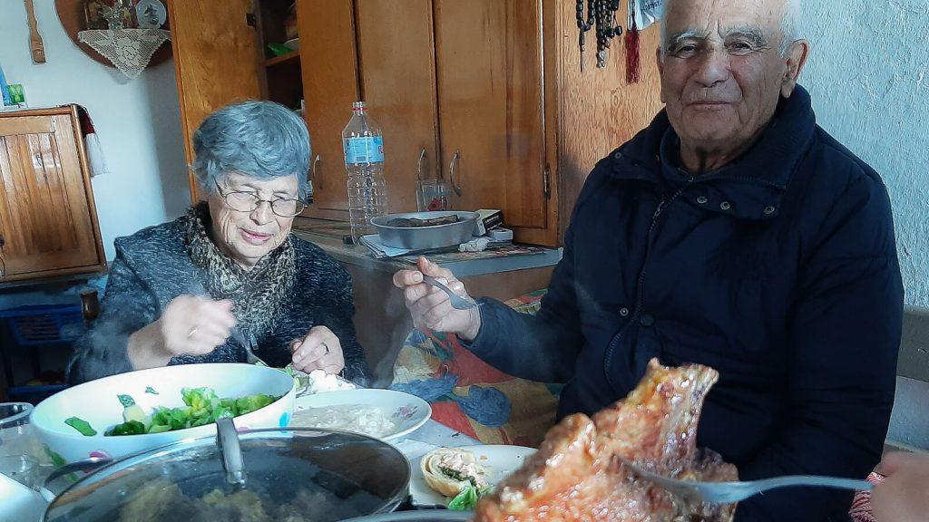 Kalėdos pas Janį ir Eleni. Kreta, Graikija   Mano Kreta