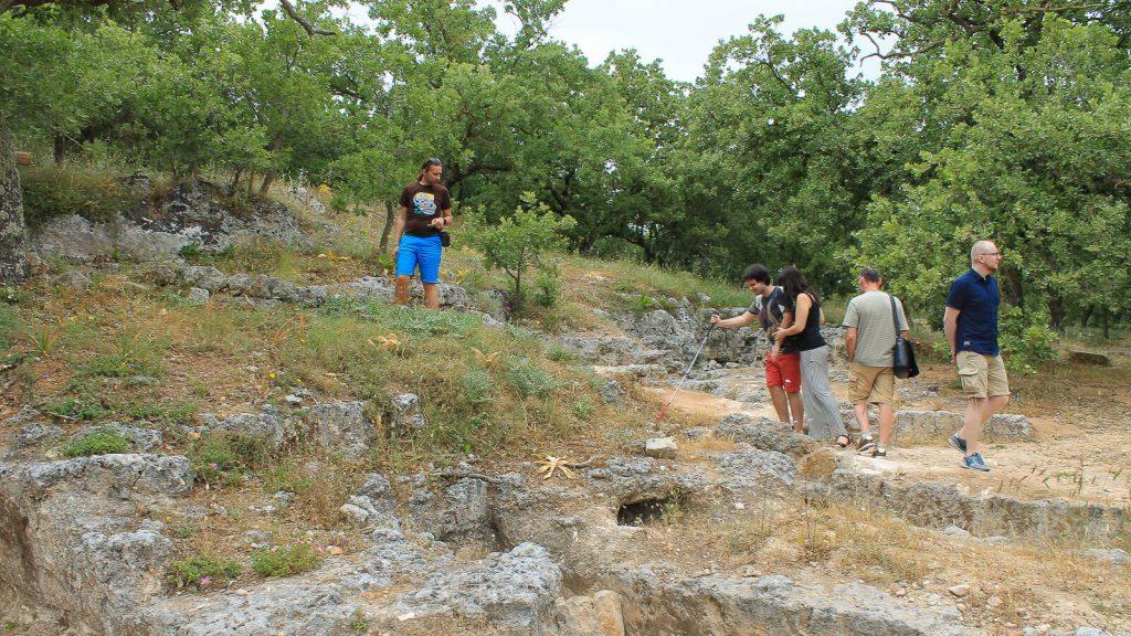 Kretos prisilietimai. Armeni archeloginė vietovė. Kreta, Graikija | Mano Kreta