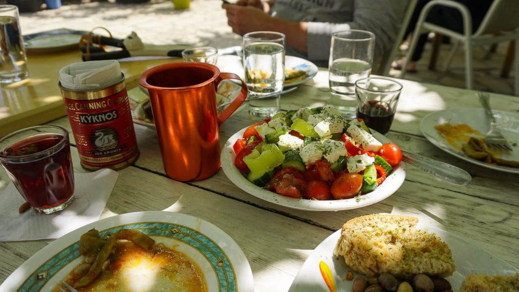 Kulinarinės istorijos. Nikė kalnuose. Kreta, Graikija | Mano Kreta