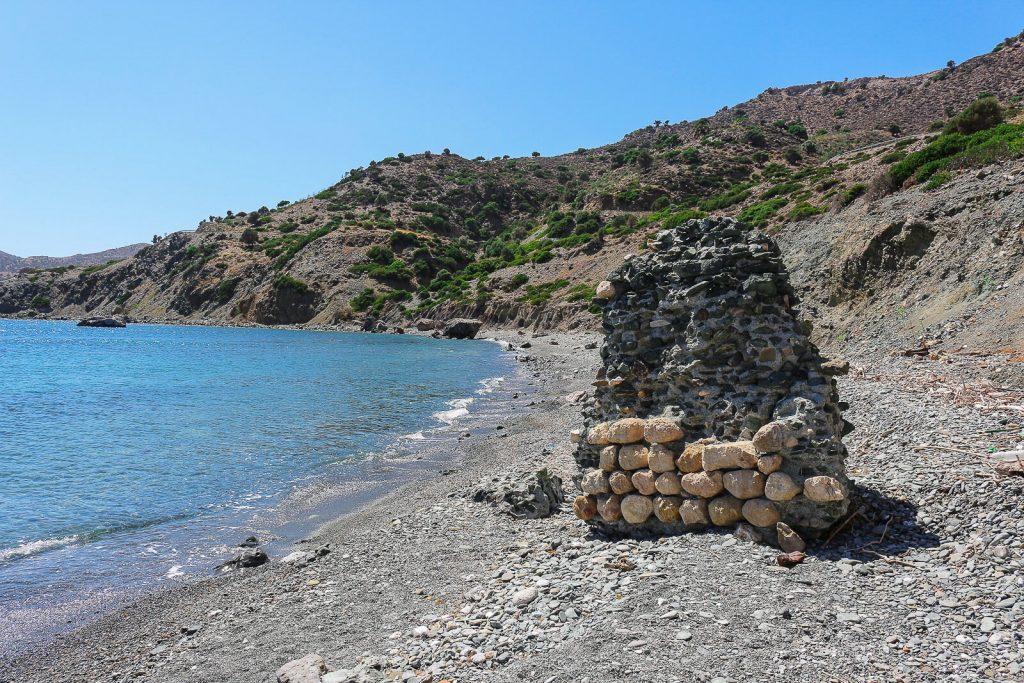 Lassea sienos. Kreta, Graikija | Mano Kreta