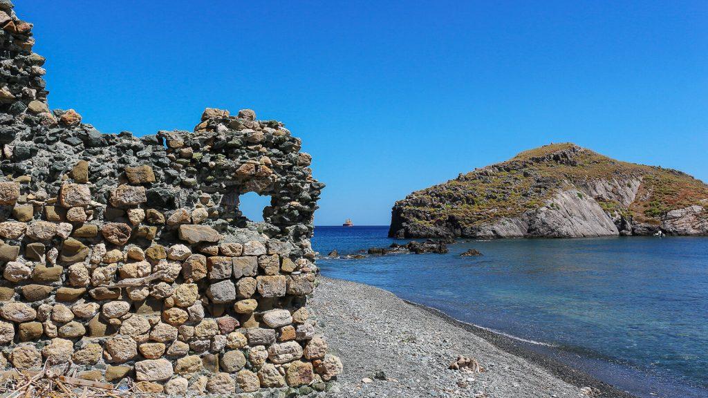 Lassea sienų likučiai. Kreta, Graikija | Mano Kreta