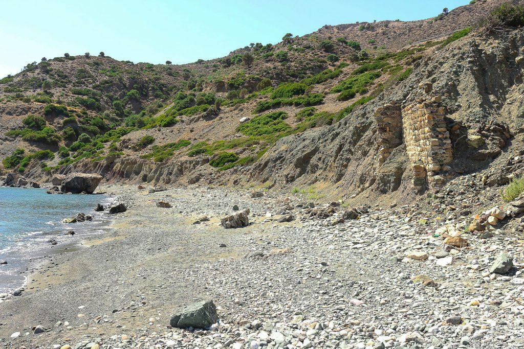 Lassea paplūdimys. Kreta, Graikija | Mano Kreta