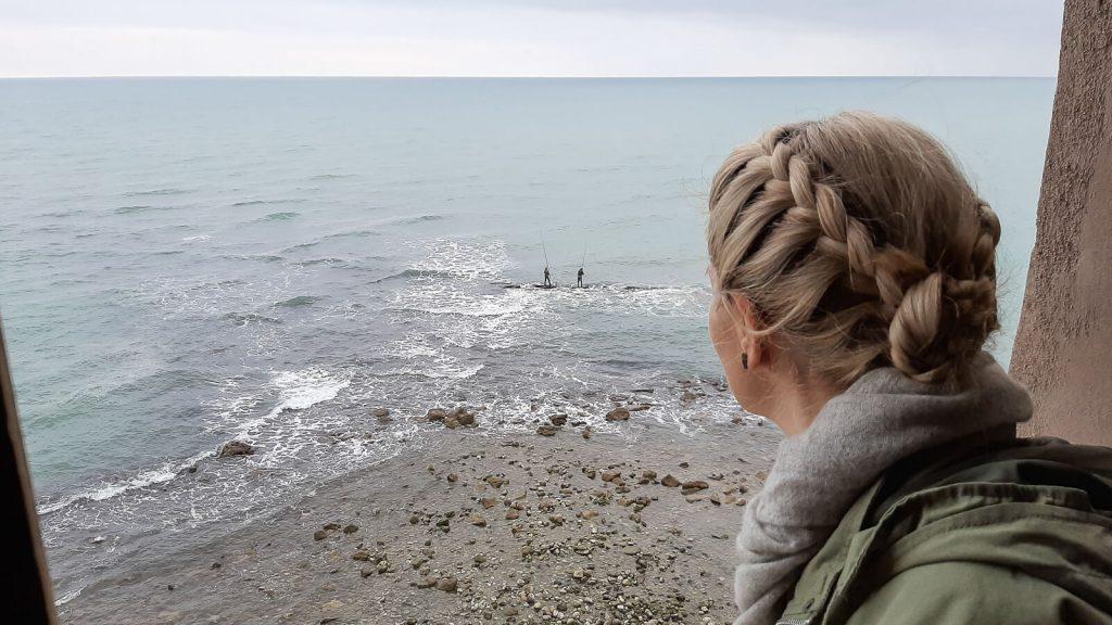 Savaitės viešnagė Romoje. Žvilgsnis į Tirėnų jūrą ir žvejus. | Mano Kreta