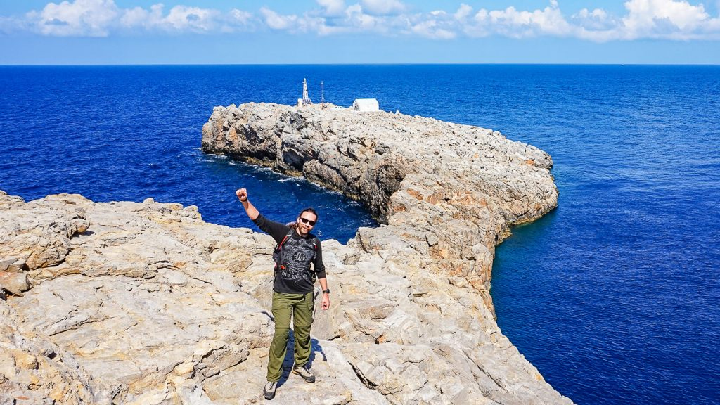 Stavros kyšulys. Kreta, Graikija | Mano Kreta