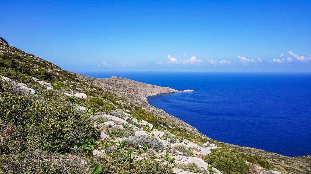 Tolumoje – Stavros kyšulys. Kreta, Graikija | Mano Kreta