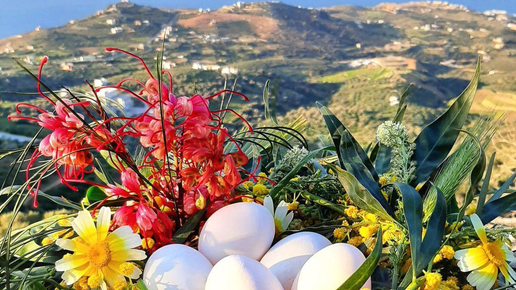 Su šventėmis! Su Velykomis! Kreta, Graikija | Mano Kreta