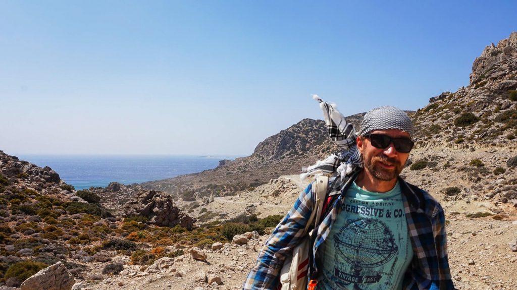 Viena: antikos griuvėsiai laukiniame Kretos paplūdimyje. Einame iki Vienos paplūdimioi. Kreta, Graikija | Mano Kreta