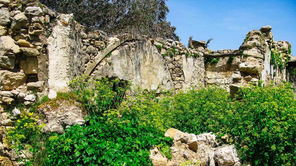 Villa De Mezzo – venecijietiškas rytų Kretos brangakmenis. Kaimo griuvėsiai. Kreta, Graikija | Mano Kreta