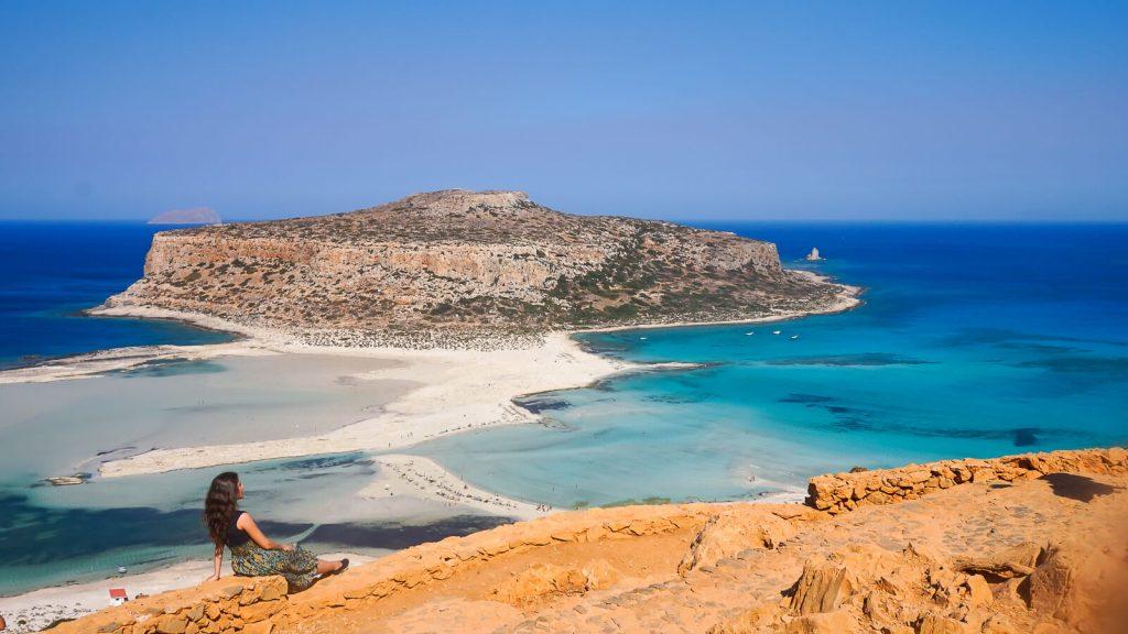 Asmeninės ekskursijos Kretoje Balos lagūna ir Tigani sala. Kreta, Graikija   Mano Kreta