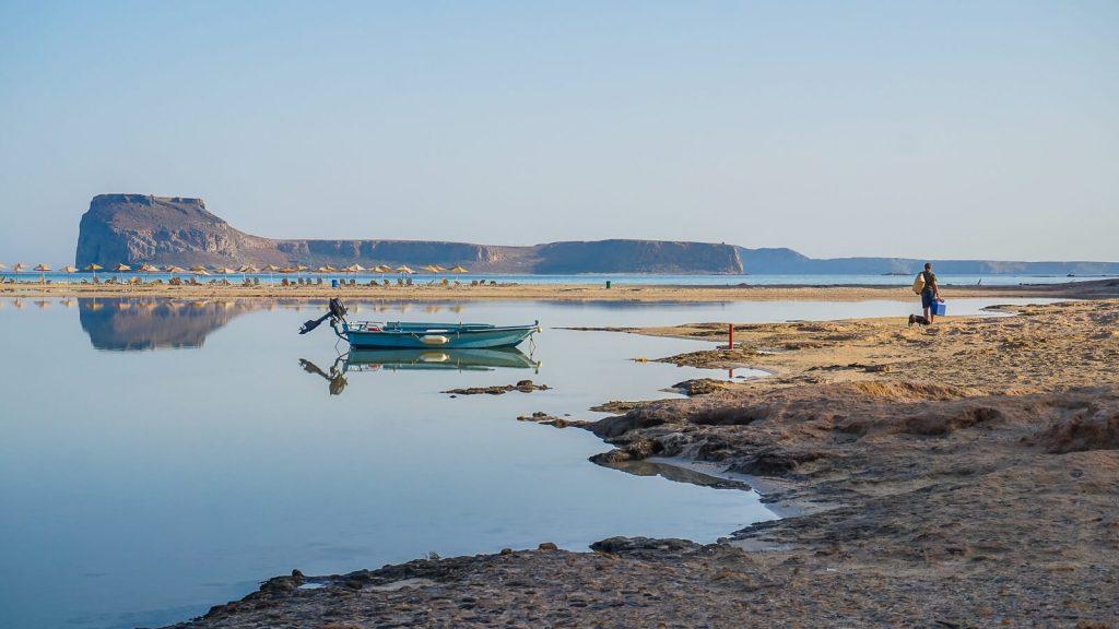 KretaMorfozės – darnių atostogų Kretoje programos. Balos lagūnos paplūdimys. Kreta, Graikija   Mano Kreta
