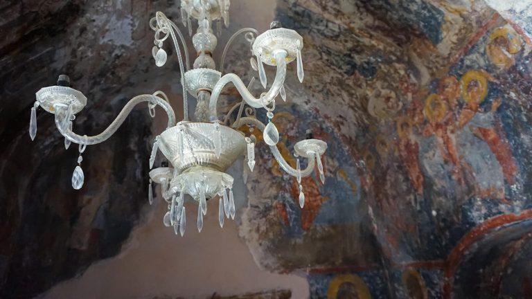 Agios Kyriakos cerkvė prie Lissos. Kreta, Graikija | Mano Kreta