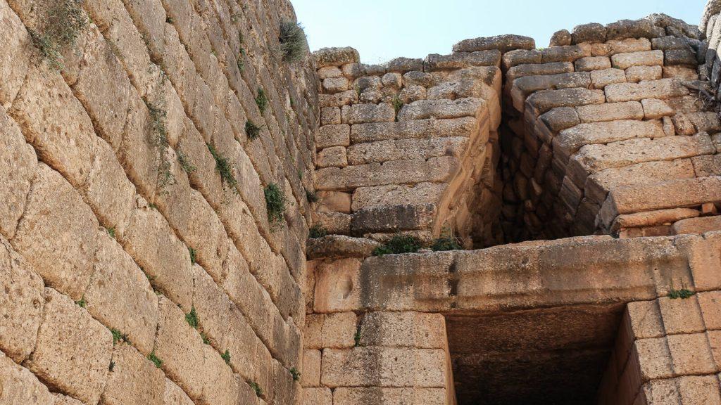 Atostogos Peloponese - V d. Agamemnono kapas, Mikėnų archeologinė vietovė. Graikija | Mano Kreta