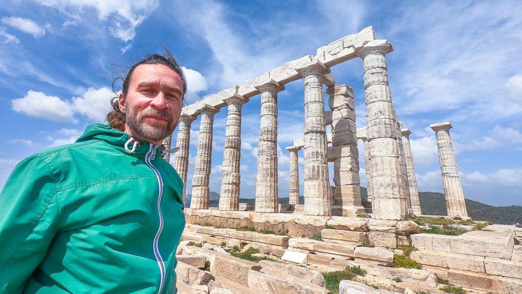 Atostogos Peloponese - VI d. Sounio. Graikija | Mano Kreta