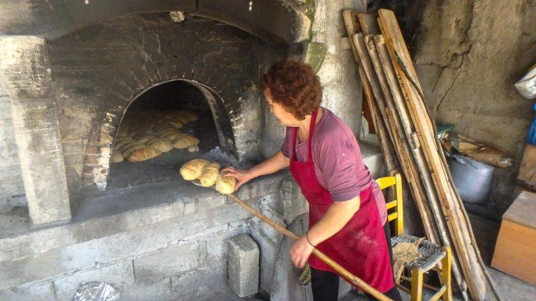 Evangelijos duona. Kreta, Graikija | Mano Kreta