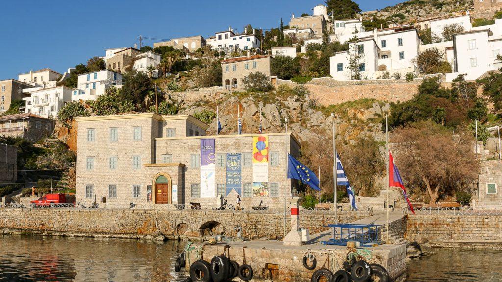 Pakeliui į Kretą – Hydros Chora. Prieplauka. Graikija | Mano Kreta
