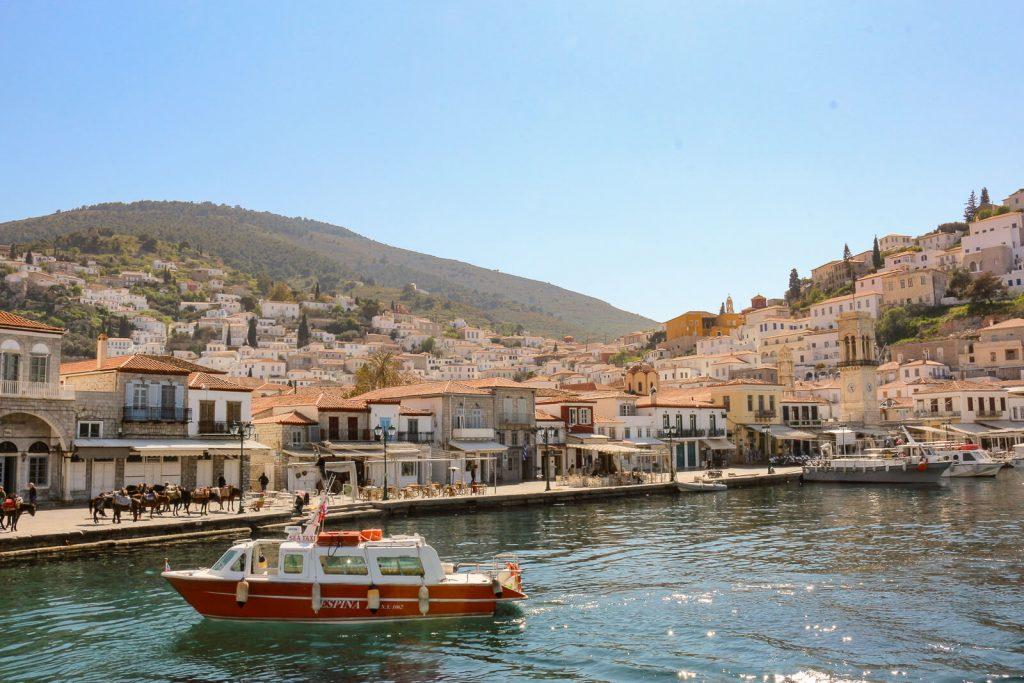 Pakeliui į Kretą – Hydros Chora. Krantinė. Graikija | Mano Kreta