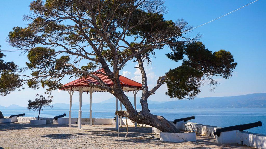 Pakeliui į Kretą – Hydros Chora. Apžvalgos aikštelė. Graikija | Mano Kreta