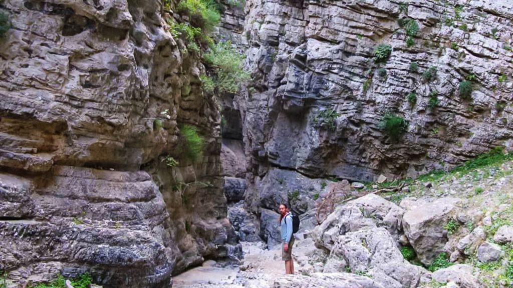 Imbros tarpeklis – senasis takas į Chorą Sfakion. Kreta, Graikija | Mano Kreta