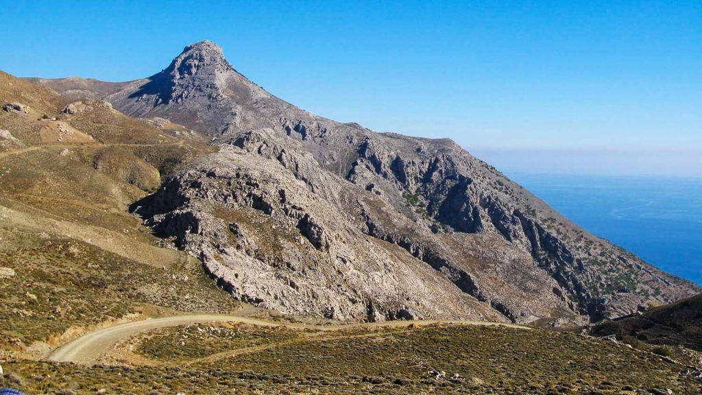Kofinas ir magiški Asterousios kalnai. Kreta, Graikija | Mano Kreta